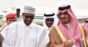President Buhari returns from Umrah