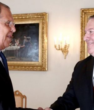 Pompeo and Lavro