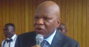 Prof. Eyitope Ogunbodede, OAU VC