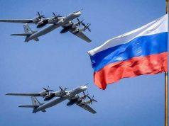 Russian Tu-95s intercepted off Alaska