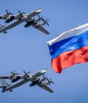 Russian Tu-95s intercepted off Alaska