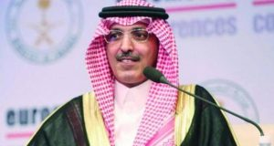 Saudi Minister of Finance, Mohammed Al-Jadaan