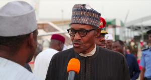 Buhari returns to Nigeria