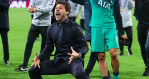 Ecstatic Pochettino