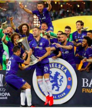 Chelsea have won five major European trophies - a Champions League, two Europa Leagues and two Cup Winners' Cups