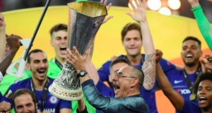 Maurizio Sarri had never won a major trophy before, having spent much of his career in Italy's lower leagues