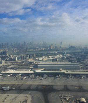 Small plane crashes in Dubai