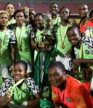 Super Falcons beat Ivorian counterparts