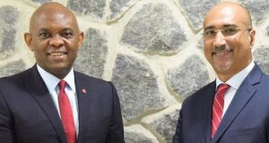 Tony Elumelu and Abdoul-Aziz Dia