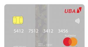 UBA Platinum Card