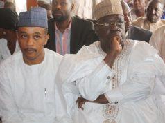 Umar Nasko and ex-Gov. Babangida Aliyu