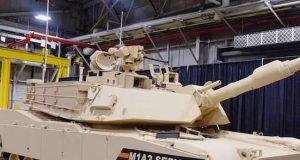 108 General Dynamics Corp M1A2 Abrams