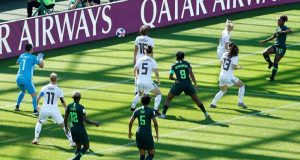 Germany thrash Super Falcons 3-0