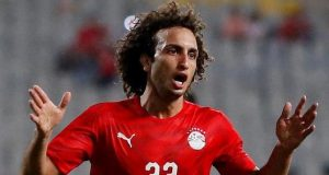 Amr Warda, expelled from Egyptian squad