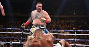 Andy Ruiz crushed Anthony Joshua