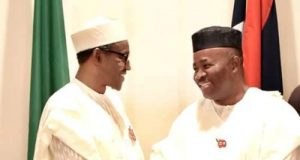 Buhari and Akpabio