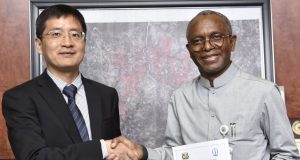 El-Rufai signs MoU with CCECC on Kaduna Urban Renewal Project