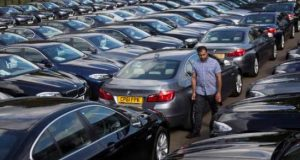 Car sales in the UK