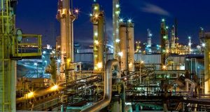 Gas refinery