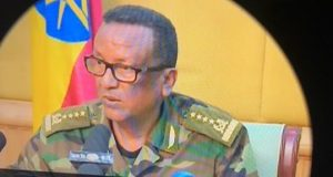 Gen Seare Mekonnen, chief of staff of the Ethiopian army,
