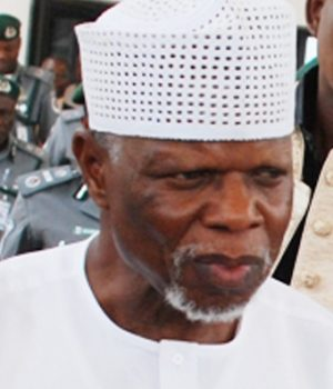 Hameed Alli, Customs boss