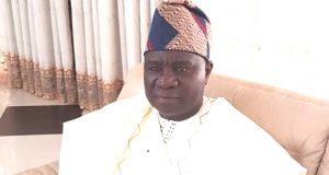 High Commissioner to Ghana, Olufemi Michael Abikoye,