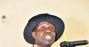 Professor Pius Enikanselu