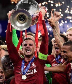Liverpool, the Champion