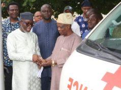 NDDC donates Ambullances to Ondo govt to fight Lassa fever