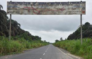 Ogbia-Nember road
