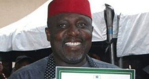 Okorocha gets Certificate of Return
