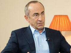 Armenia, Robert Kocharyan,