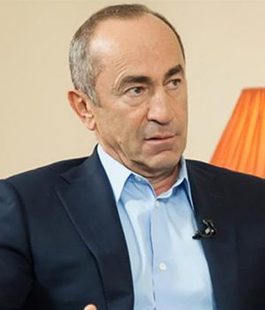 Armenia, Robert Kocharyan,
