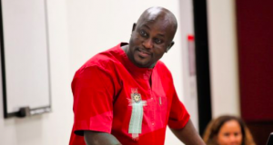 The late Pius Aladesanmi