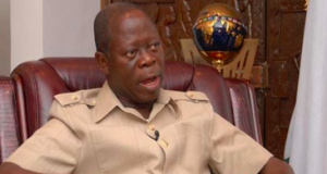 Adams Oshiomhole, APC National chairman
