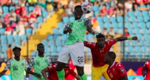 Super Eagles' encounter with Guinean national team