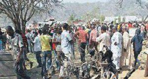 Tiv/Jukun crisis in Taraba