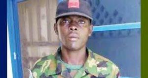 Aircraftman (ACM) Bashir Umar