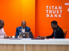 Titan Trust Bank Ltd