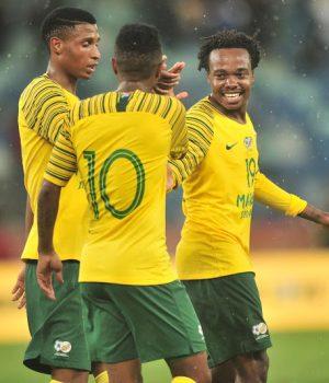Bafana Bafana of South Africa