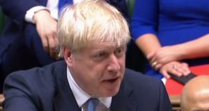 Boris Johnson, UK PM