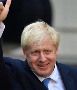 Boris Johnson, new UK PM