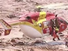 Rescue operation at the site of Brazil-dam-collapse