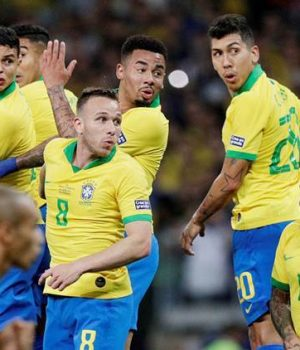 Brazil oust Argentina from Copa America