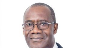 Bwalya Ng'andu, new Zambian finance minister