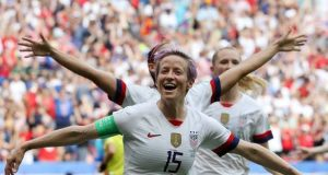 USA beat Netherlands to win fourth World Cup
