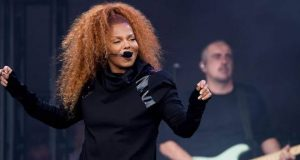 Janet Jackson performs in Saudi