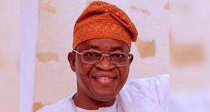 Gov. Adegboyega Oyetola of Osun
