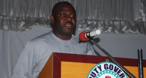 Imo State Deputy Governor, Engr. Gerald Irona