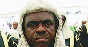 Justice John Tsoho, Chief Judge of Federal High Court
